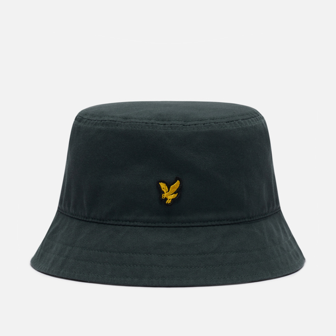Панама Lyle & Scott Cotton Twill Bucket Jade Green