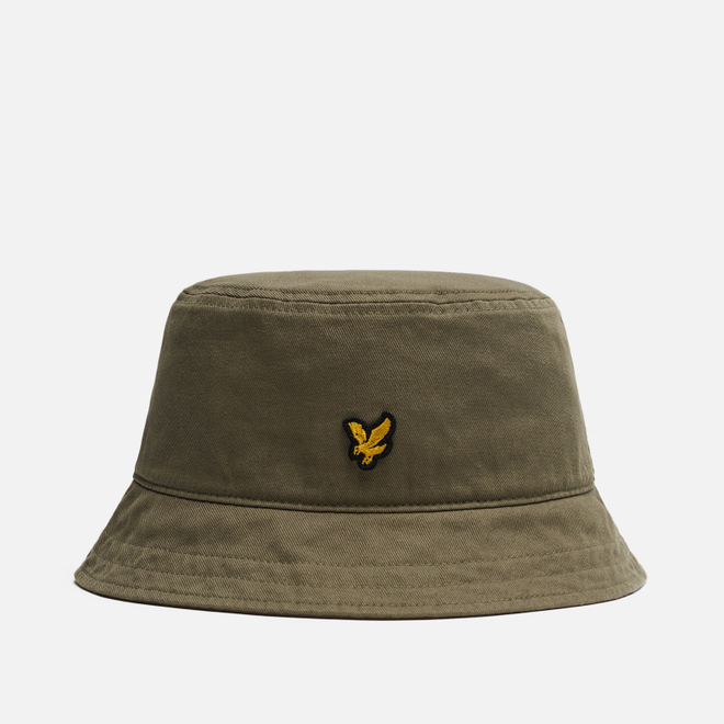 Панама Lyle & Scott Cotton Twill Bucket Lichen Green