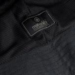Панама Maharishi Bucket Coated Organic Cotton Black фото- 2