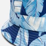 Панама Nanamica Print Blue Leaf фото- 3