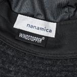 Nanamica Wind WN Panama Charcoal photo- 3