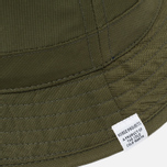 Панама Norse Projects Foldable Light Ripstop Dried Olive фото- 2