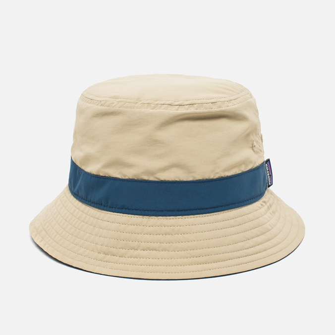 Панама Patagonia Wavefarer El Cap Khaki/Glass Blue