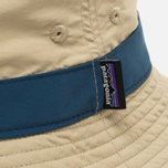 Панама Patagonia Wavefarer El Cap Khaki/Glass Blue фото- 1