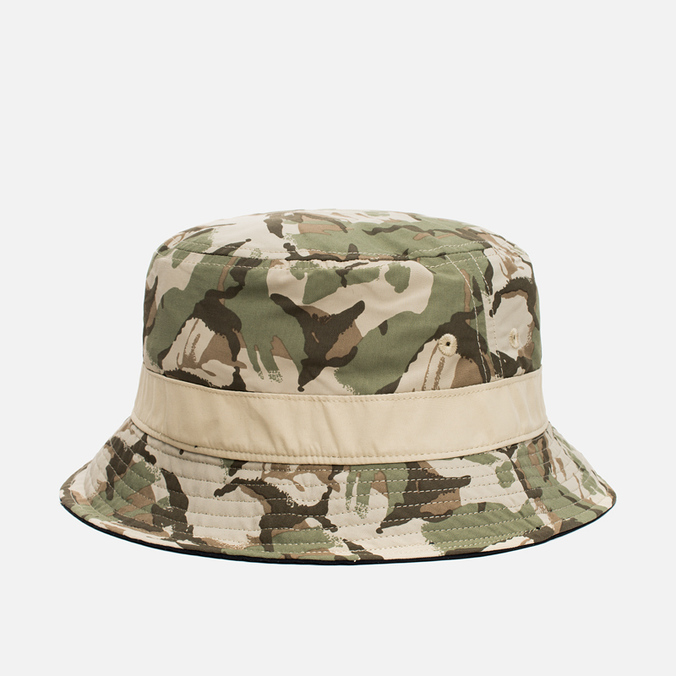 Панама Patagonia Wavefarer Painted Camo Camp Green