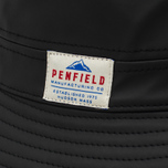 Панама Penfield Baker Weatherproof Black фото- 3