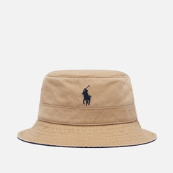 Панама Polo Ralph Lauren Loft Bucket Cotton Chino Boating Khaki