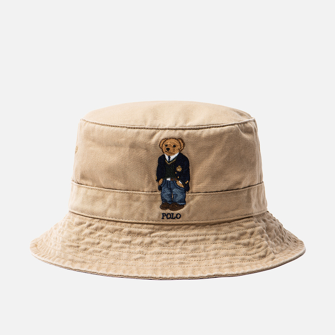 Панама Polo Ralph Lauren Polo Bear Luxury Tan/Saint Andrews Bear