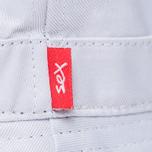 Панама Sex skateboards Sex Logo Reversible White фото- 4