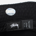 Панама Stussy Smooth Crusher Black фото- 3