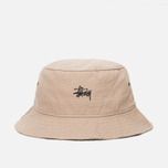 Stussy Smooth Crusher Panama Khaki photo- 0