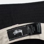 Панама Stussy Smooth Herringbone Black фото- 3