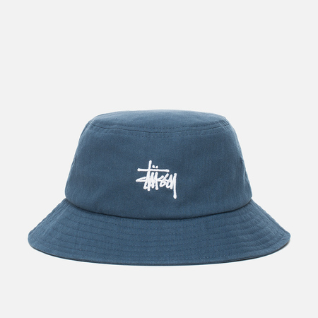 Stussy Smooth Herringbone Navy