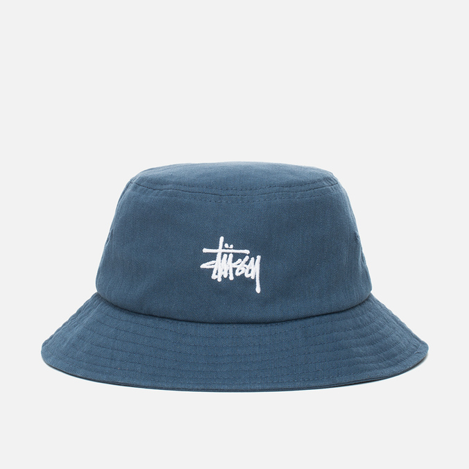 Панама Stussy Smooth Herringbone Navy