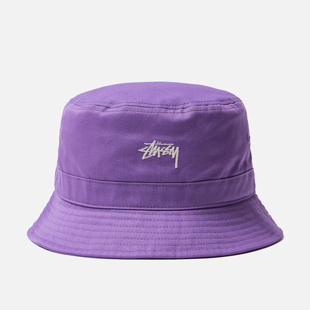 Панама Stussy Stock Band Lavender