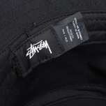Stussy Stock Lock Panama Black photo- 2
