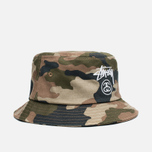 Stussy Stock Lock Panama Olive Camo photo- 0
