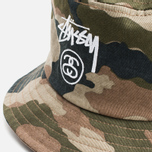 Stussy Stock Lock Panama Olive Camo photo- 1