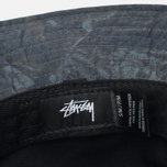Панама Stussy Tree Camo Brown фото- 3