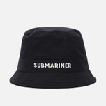 Панама Submariner Bucket Glow Black фото- 0