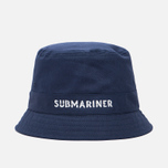 Панама Submariner Bucket Glow Navy фото- 0