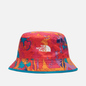 Панама The North Face Sun Stash Mr. Pink/New Dimensions Print фото - 0