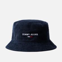 Панама Tommy Jeans Corduroy Sport Black Iris фото- 0