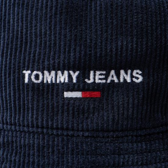 Панама Tommy Jeans Corduroy Sport Black Iris