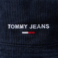 Панама Tommy Jeans Corduroy Sport Black Iris фото - 1