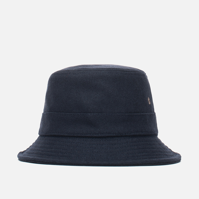 Панама Universal Works Wool Navy Melton