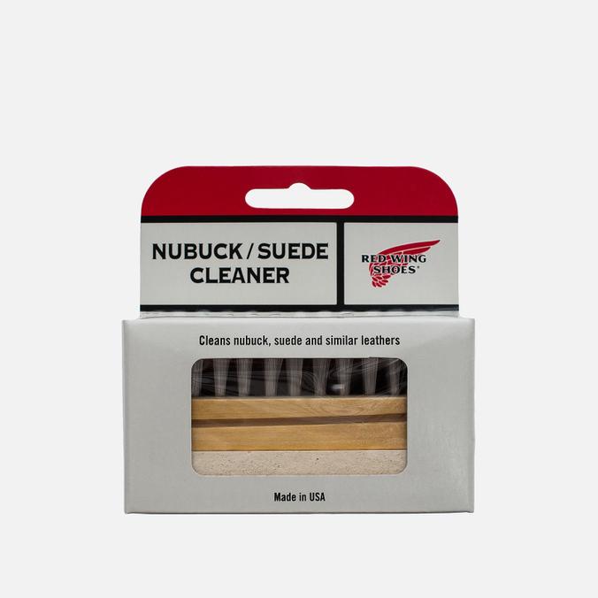 Набор для чистки обуви Red Wing Shoes Nubuck/Suede Cleaner Kit