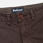 Мужские брюки Barbour Neuston Dark Olive фото- 2