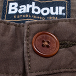 Мужские брюки Barbour Neuston Dark Olive фото- 3