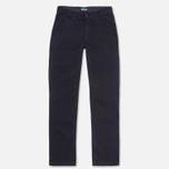 Мужские брюки Barbour Neuston Navy фото- 0
