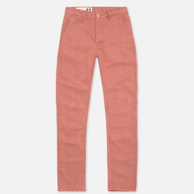 Мужские брюки Bleu De Paname Civile Cerise