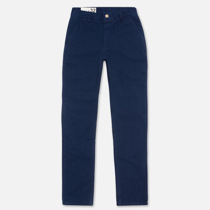 Мужские брюки Bleu De Paname Civile Indigo