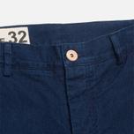 Bleu De Paname Civile Trousers Indigo photo- 2