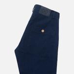 Bleu De Paname Civile Trousers Indigo photo- 1