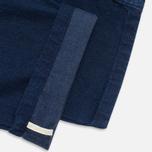Bleu De Paname Civile Trousers Indigo photo- 4