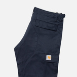 Мужские брюки Carhartt WIP Aviation Jet Rigid фото- 1