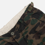 Мужские брюки Carhartt WIP Aviation Ripstop Camo Dark Island Rinsed фото- 2