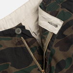 Мужские брюки Carhartt WIP Aviation Ripstop Camo Dark Island Rinsed фото- 5
