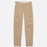 Мужские брюки Carhartt WIP Aviation Ripstop Nevada Rinsed фото- 0