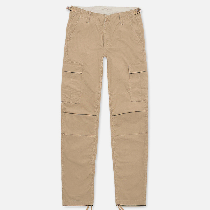 Мужские брюки Carhartt WIP Aviation Ripstop Nevada Rinsed
