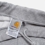 Мужские брюки Carhartt WIP Chase Grey Heather фото- 3