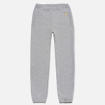Мужские брюки Carhartt WIP Chase Grey Heather фото- 0