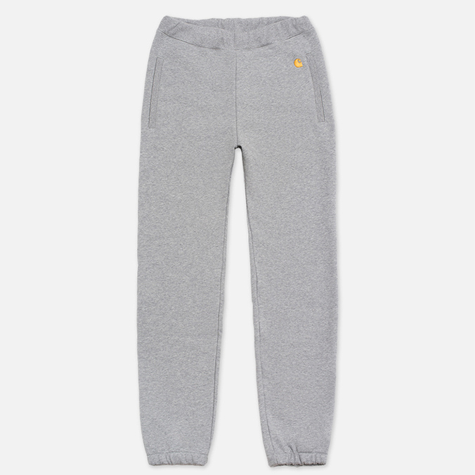 Мужские брюки Carhartt WIP Chase Grey Heather