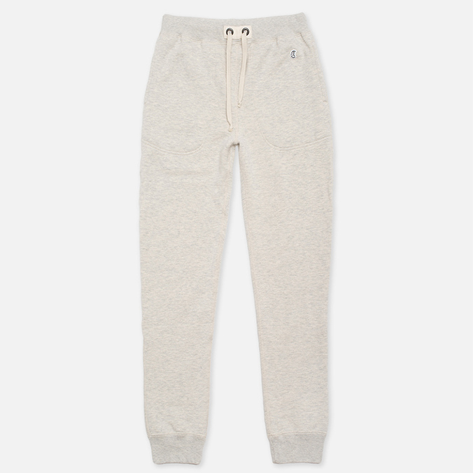 Champion x Todd Snyder Rid Cuff Trousers Oatmeal Heather