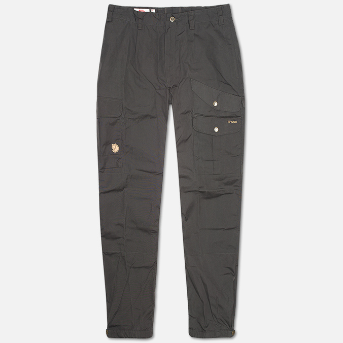 Мужские брюки Fjallraven Greenland Dark Grey