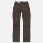 Fjallraven Ruaha Trousers Dark Olive photo- 0